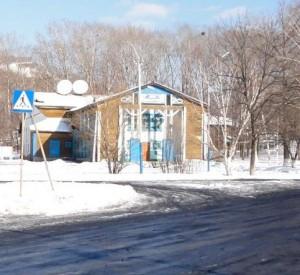 Дом культуры села авангард