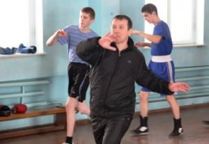 Уроки от тренера Виктора Голубкова