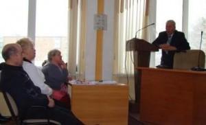 Владимир Приказчиков поделился своим опытом решения коммунальных проблем