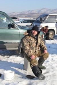 Крещение зимней рыбалкой прошел!