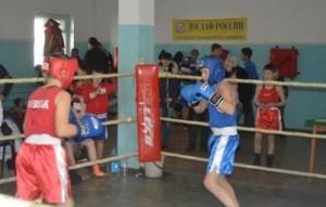 Конкуренцию нашим боксерам составили соперники из Находки