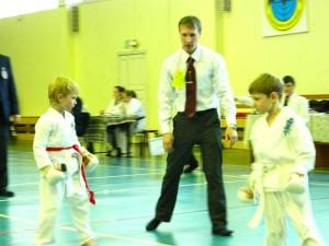 Впереди у юных бойцов новые победы