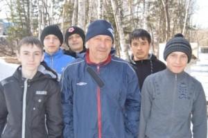 Тренер Ганеев хранит традиции легендарного сучанского футбола