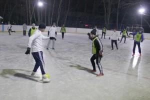 футбол-на-льду