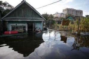 наводнение на ДВ