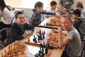 Сильные шахматисты есть во всех школах города