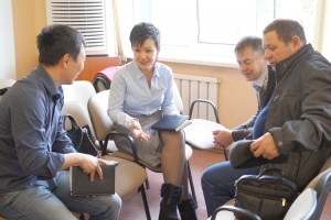 Работа бизнес-омбудсмена и краевого бизнес-сообщества - в помощь партизанским предпринимателям