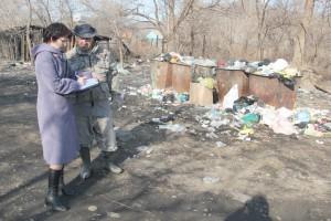 Игорь Демин с улицы Украинской в Углекаменске один из немногих, кто заключил договор на вывоз мусора