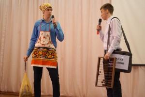 С багажом знаний и поддержкой друзей Никита Пушко стал первым!