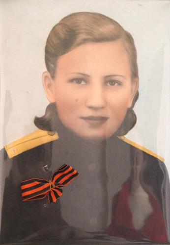 В 15 лет Соня Барсученко отправилась на фронт
