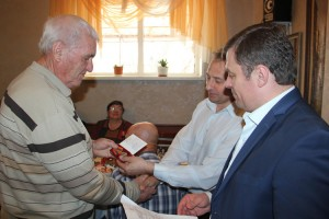 Валерий Голендухин участвовал в сооружении саркофага энергоблока ЧАЭС