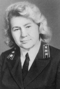 Вся трудовая биография Екатерины Леоновой связана  с работой в прокуратуре