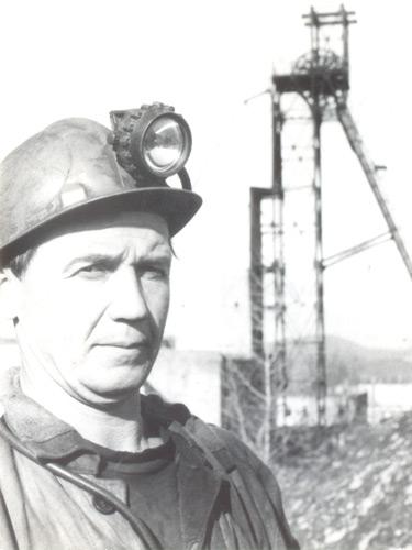 Шахтер Михаил Тарасенко