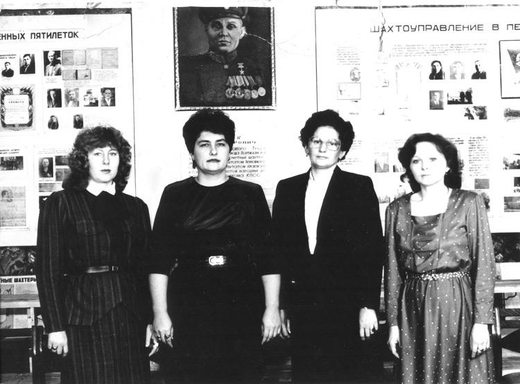 Людмила Дмитриева была и остается активной общественницей