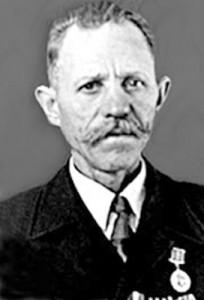 Полный кавалер ордена Славы Николай Сеснев