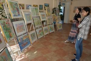 Выставку этих рисунков вновь откроют к юбилею города