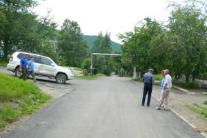 Такой стала улица Павлова  в Авангарде