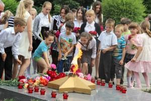 22 июня свечи памяти горели по всей России