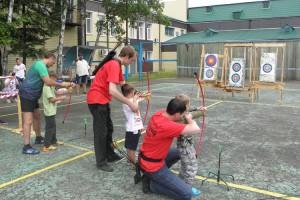 Юные стрелки приняли участие в мастер-классе