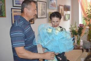 """Олег Вороной уверен, что у Полины Котенок есть и талант,  и признание. Дело за """"малым"""" - вырастить учеников"""