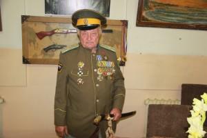 Казачья шашка для Артура Черненко - настоящая реликвия
