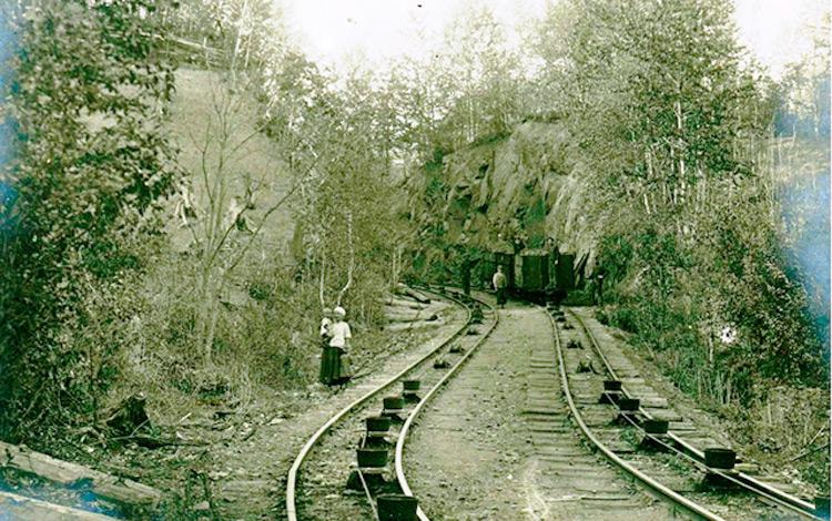 На одном из перевалов. 1910-е годы