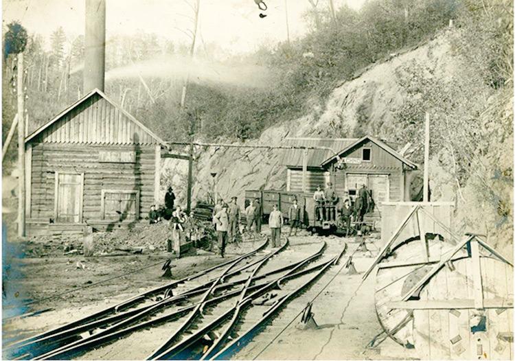 Cтанция Тасино 1920-е годы
