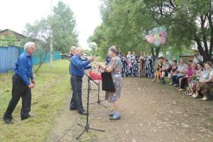 Награды сельским активистам