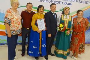 В Партизанске успешно работают и развиваются девять  национальных общин и автономий