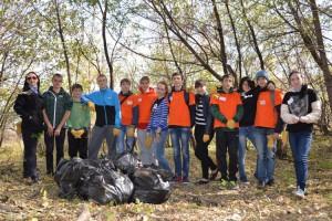 Каждый год экомарафон собирает все больше участников