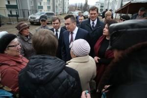 По распоряжению губернатора для партизанских дольщиков принят специальный законопроект