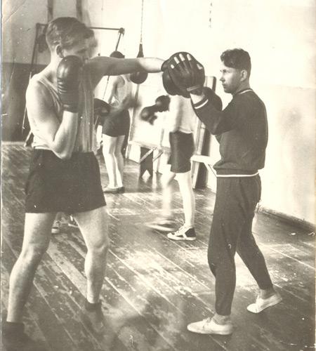 О боксерах Бережного знала вся страна