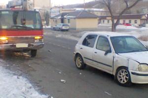 ДТП на улице Партизанской