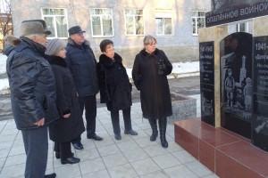 """Наш памятник """"Детям войны"""" - первый в Приморье"""