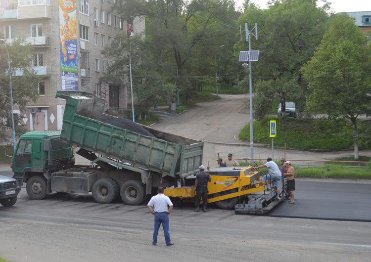 Общая сумма средств на ремонт дорог составила около 22 млн. руб.