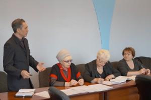 С начала февраля в «Горхозе» новый директор