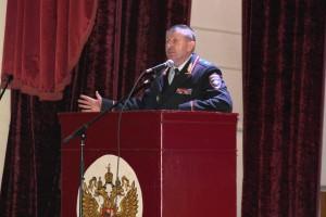 Ни один вопрос генерал-майор Николай Афанасьев не оставил без ответа