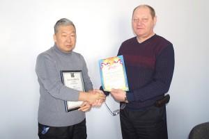 Александру Ким присвоено звание «Благодетель года»