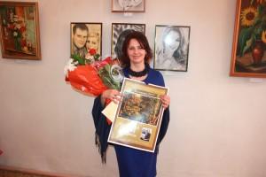Выставка для Ирины Мотовиловой стала премьерной