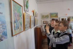 Об истории и творчестве в родном городе – знать с малых лет