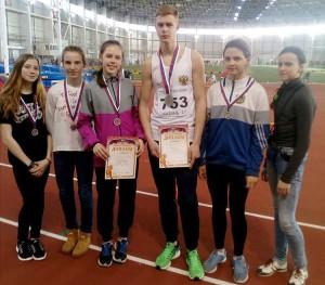 Влад Разлатов - серебряный призер всероссийских соревнований