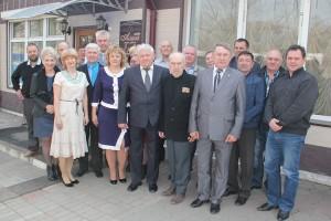 Совету ветеранов ОМВД исполняется 26 лет