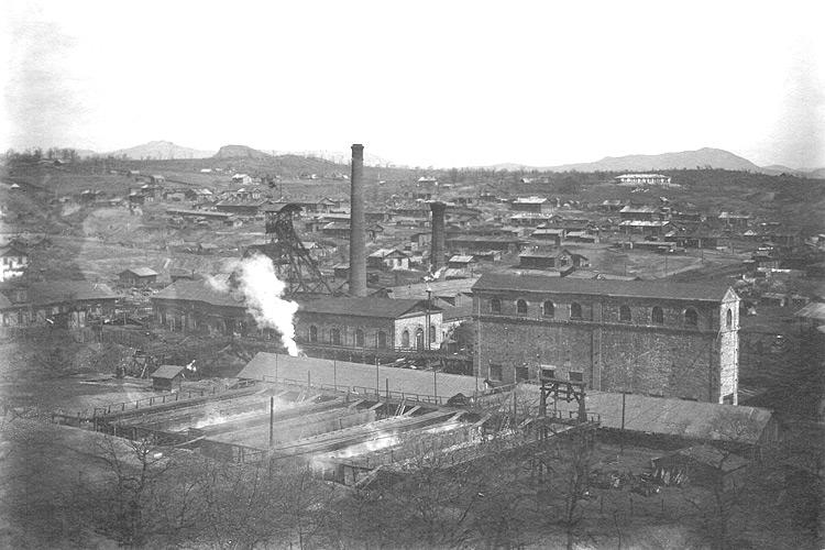 г. Сучан 1930г.