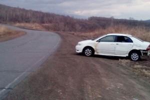 Причина ДТП - превышение скорости
