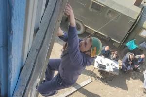 Пожарный - профессия сильных и смелых
