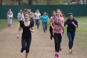 «Весенний кросс» - спортивная традиция нашего города