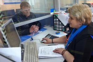 Зарегистрироваться на сайте помогут в клиентской службе ПФР