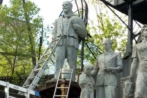 Общественность против переноса памятника не возражала
