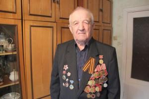 Ветеран войны и в 90 лет полон сил
