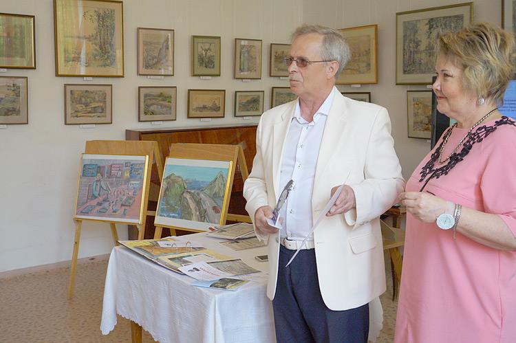 Свое исследование краевед Георгий Туровник посвятил городскому парку